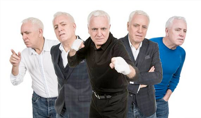 Dave Spikey: Punchlines