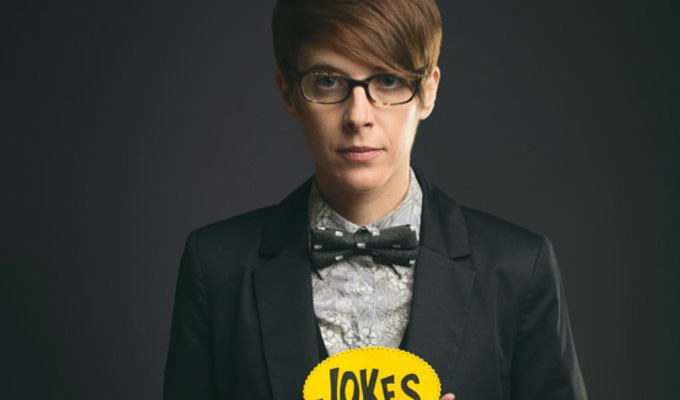 DeAnne Smith: Get Into It | Melbourne International Comedy Festival review by Steve Bennett