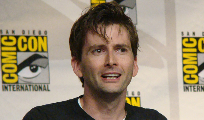David Tennant to star in US remake of Camping | Opposite Jennifer Garner