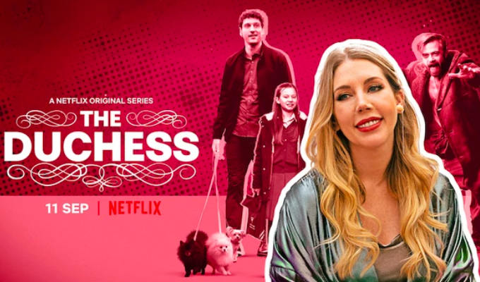When is Katherine Ryan's sitcom The Duchess coming to Netflix? | Streaming platform announces release date
