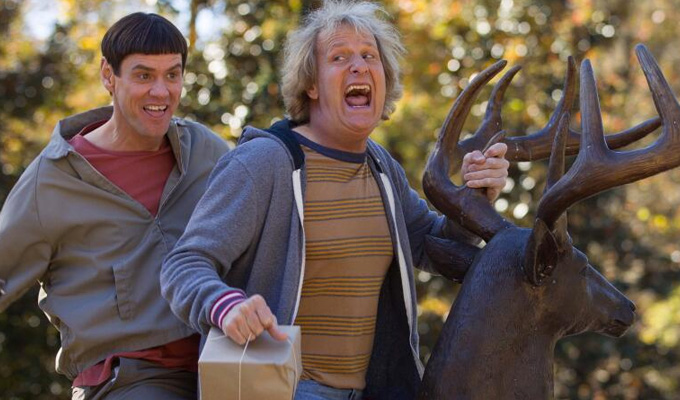 Dumb And Dumber To | Movie review by Steve Bennett