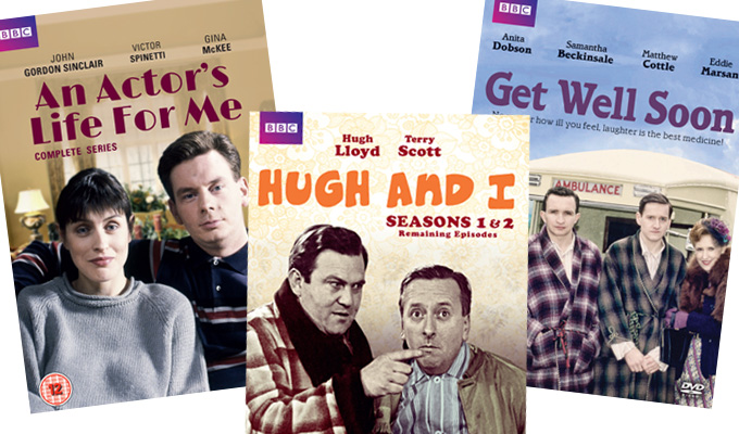 Win vintage BBC comedies | Featuring Terry Scott, Hugh Bonneville and more