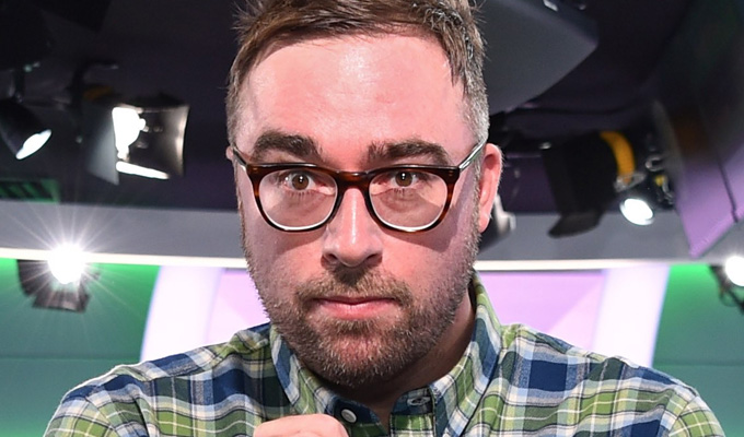 Danny Wallace joins Radio X | Standing in for Russell Brand