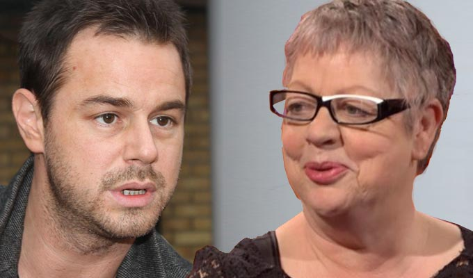 Together at last: Danny Dyer and Jo Brand | Pair to star in Nativity! The Musical