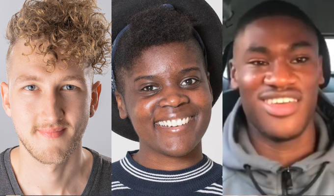 E4 picks comedians as stars of the future | Mentoring scheme to unlock their potential