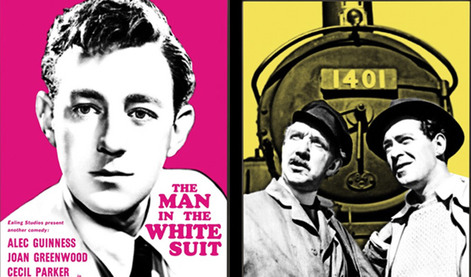 The poster boys of Ealing comedy | Classic movies celebrated with new art prints