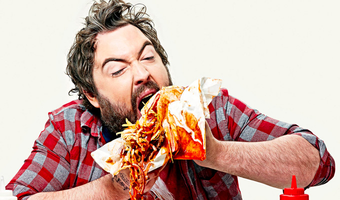 Eat Your Heart Out With Nick Helm | TV preview by Steve Bennett