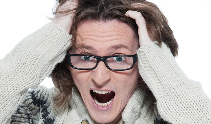Ed Byrne: Roaring Forties [Fringe 2013] | Review by Steve Bennett