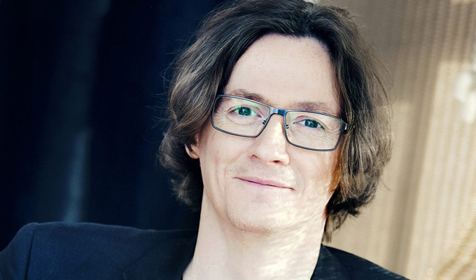 Ed Byrne aids stricken hillwaker | 'It's not a tale of derring-do,' says comic
