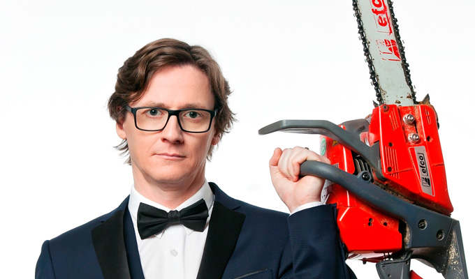 Ed Byrne: Spoiler Alert | Gig review by Steve Bennett at the Camberley Theatre