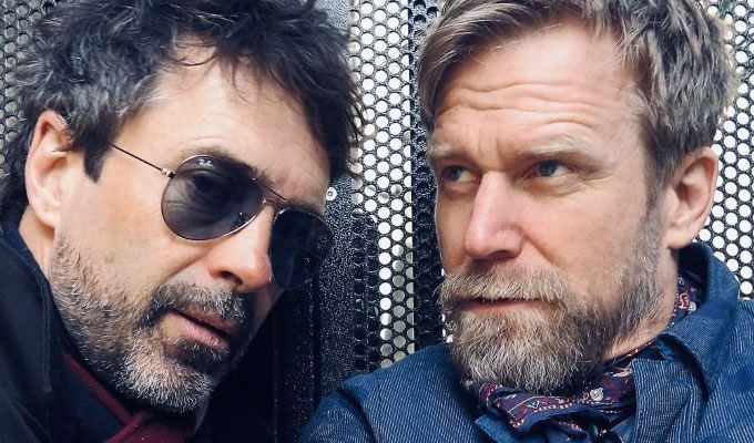 A celebration of beautiful idiocy | Nicko Vaughan praises Phil Nichol and Tony Law's  Virtue Chamber Echo Bravo