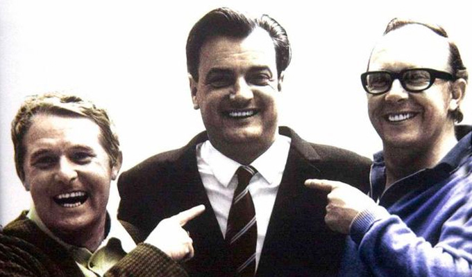BBC hails the man behind Morecambe and Wise | New drama about writer Eddie Braben