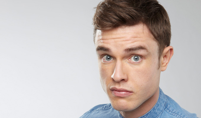 I picked it because he's drawn a beard on... | Ed Gamble chooses his Perfect Playlist