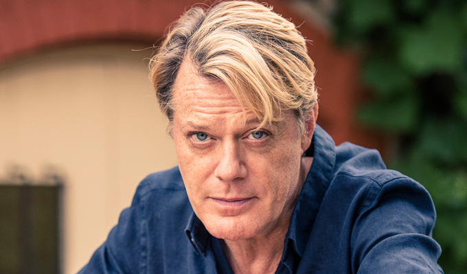 Eddie Izzard to launch his new film in London | Australia Day(ish) premiere  for The Flip Side