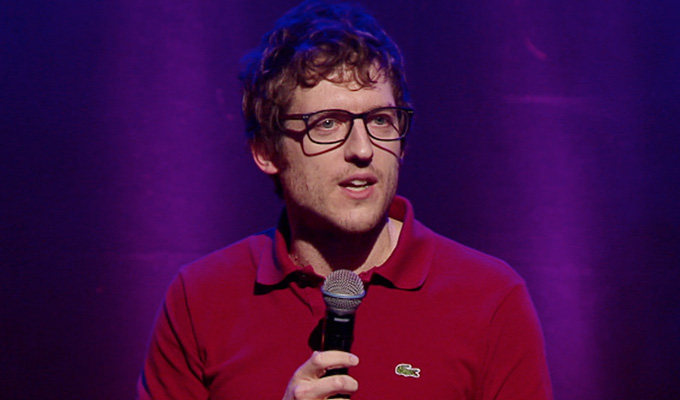 Hwrê! Elis James records a new Welsh language special | One of three screening this Christmas