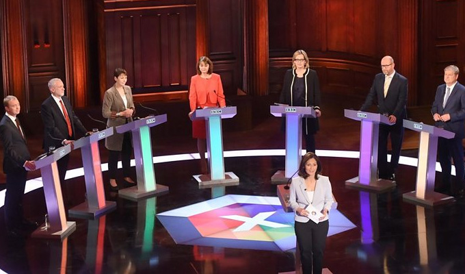 Who won the election debate? | Quote and tweets of the week