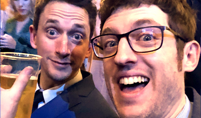 Elis James and John Robins have 'the funniest show on radio' | Award wins for Toby Foster and Jacob Hawley too