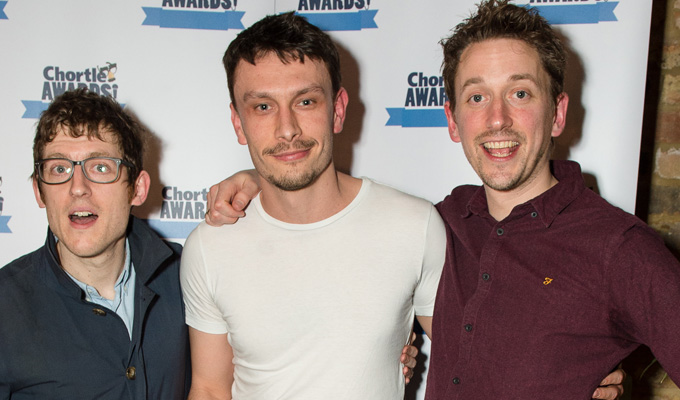 Chortle Awards 2017: Photos | Some of the winners