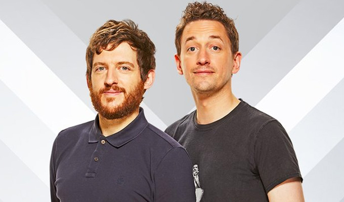Book deal for Elis James and John Robins | The Holy Vible to be published this autumn