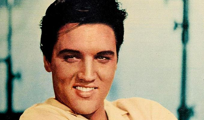 He's not the king of rock and roll, he's a very naughty boy... | How Elvis was a Mondy Python fan