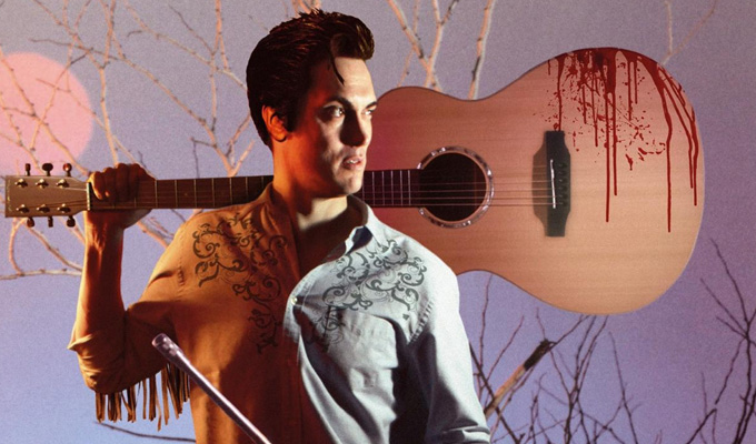 Always mischievous, never malicious... | Elvis Dead creator Rob Kemp picks his Perfect Playlist