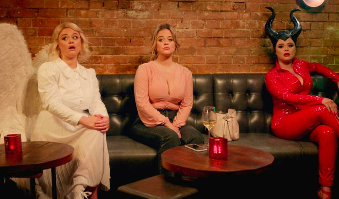 The Emily Atack Show | TV preview by Steve Bennett