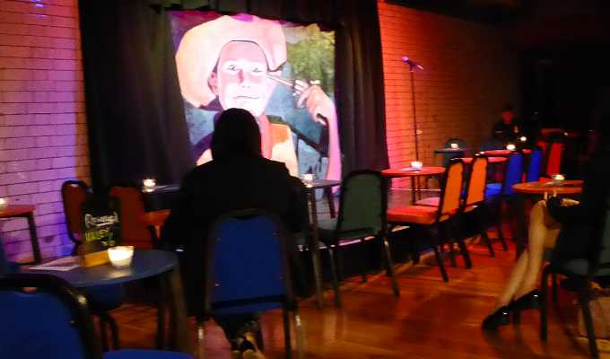 We'll bounce back, say comedy clubs | ...we just don't know when