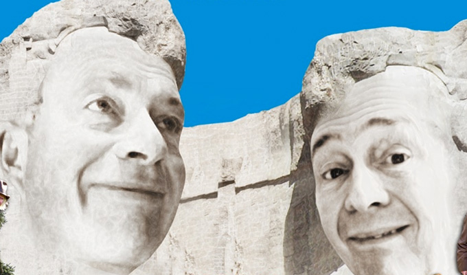 Harry Enfield and Paul Whitehouse: Legends | Review by Steve Bennett