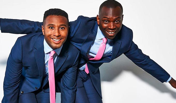 Enterprice gets a second series : News 2019 : Chortle : The UK Comedy Guide