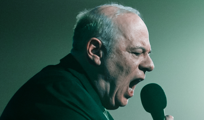 Eddie Pepitone: For The Masses | Review by Steve Bennett