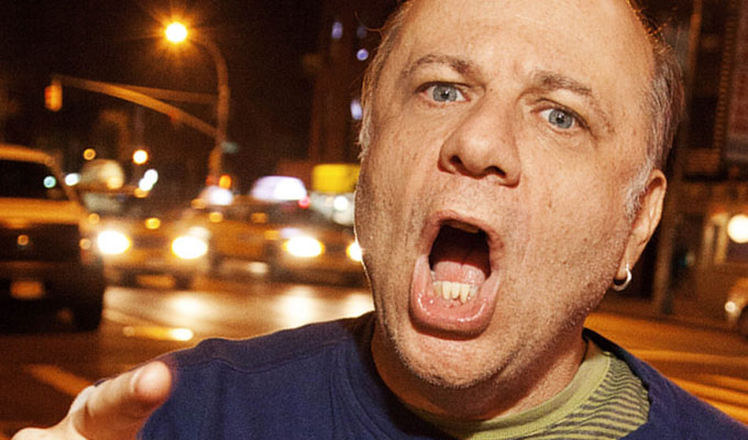 'Like any good comedian, I don't like myself' | Eddie Pepitone talks The Bitter Buddah