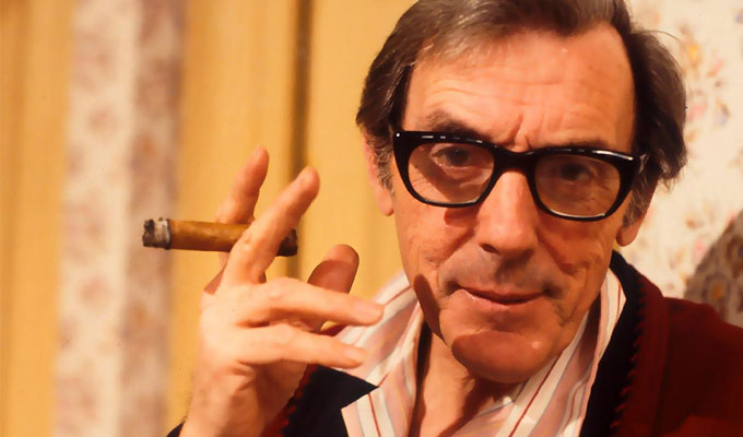 Eric Sykes honoured | Blue plaque on his old office