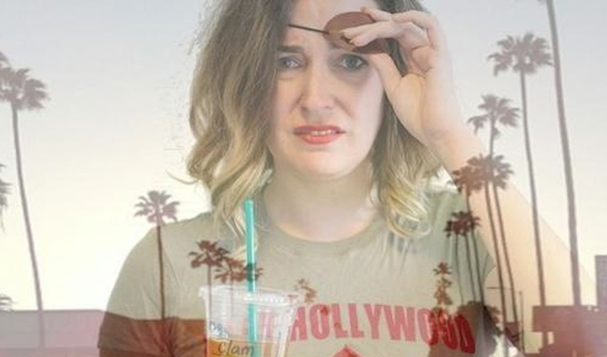 Clem Bastow: Escape From LA | Melbourne International Comedy Festival review by Steve Bennett