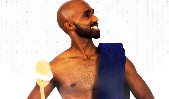 MICF – Ruven Govender: Ethnic Cleansing | Melbourne comedy festival review by Steve Bennett