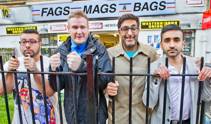 Fags Mags & Bags to return | Sixth series after a three-year absence