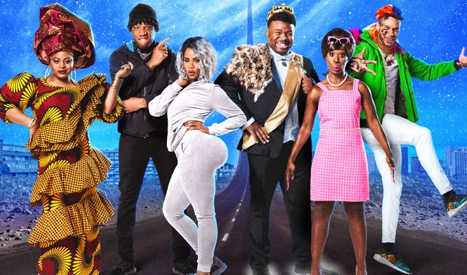Famalam gets a third series | Plus a Christmas special for BBC's black-led sketch show