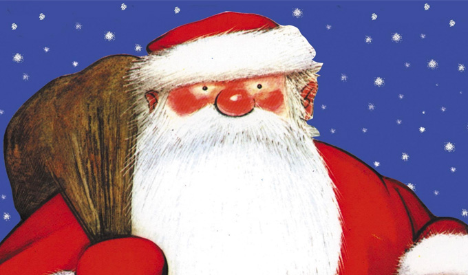 Who voiced this Father Christmas? | Try the first of two specially festive  Tuesday Trivia Quizzes
