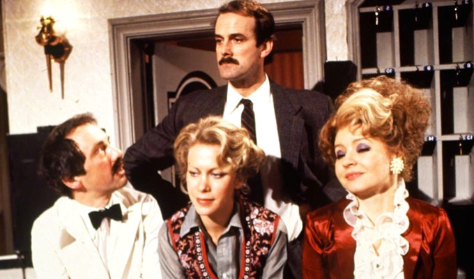Fawlty Towers hits the stage | John Cleese adapts his scripts