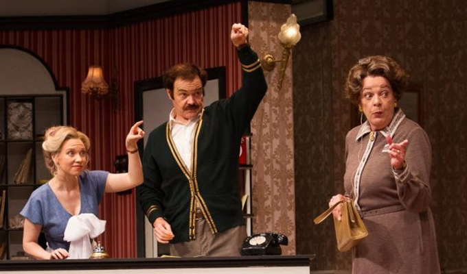 Fawlty Towers Live deemed a hit | Critics warm to John Cleese's production