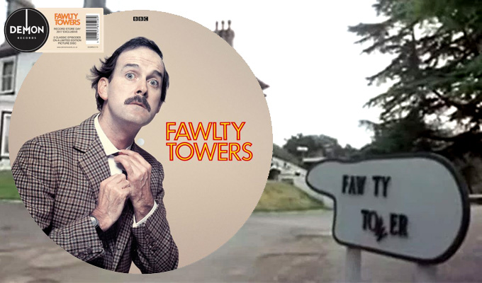 Fawlty Towers gets a vinyl release | A tight 5: March 22