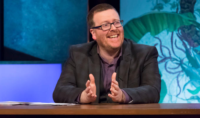 The Future Of Politics by Frankie Boyle | Book review by Steve Bennett