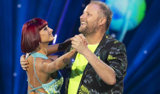 Fred Cooke sambas into Dancing With The Stars semi-final | Unexpected success for Irish comic