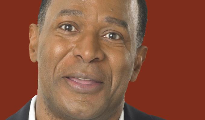 'Ethnic' comedy can be mainstream | A previously unpublished interview with Felix Dexter