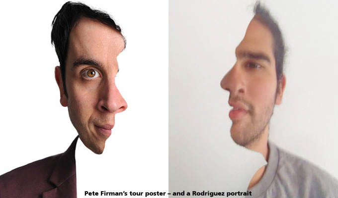 You stole my style! | Comedy magician Pete Firman in plagiarism row