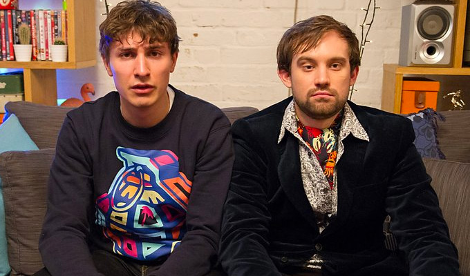 BBC Three orders Flat TV | With Tom Rosenthal and Naz Osmanoglu