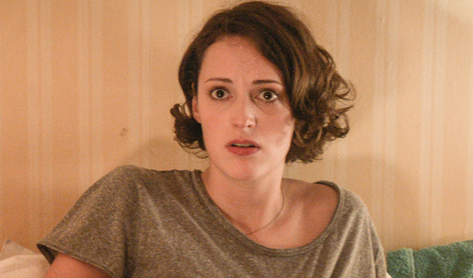 Carry On Up The Fleabag | MailOnline gets het up about Phoebe Waller Bridge's sex scenes