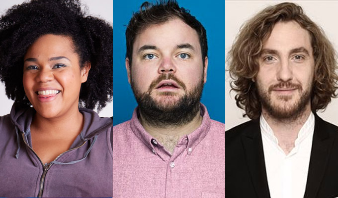 Comedians to host Netflix gameshow | Desiree Burch, Lloyd Griffith and Seann Walsh front Flinch