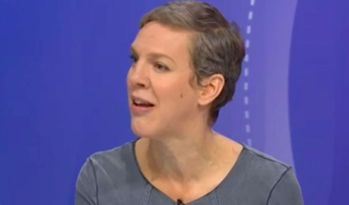 Francesca Martinez's first play hits the National | About similar themes to her powerful Question Time speech