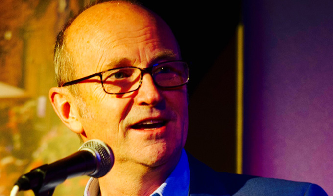 Fred Macaulay: Twenty Fifteen | Gig review by Steve Bennett at the Brighton Comedy Festival