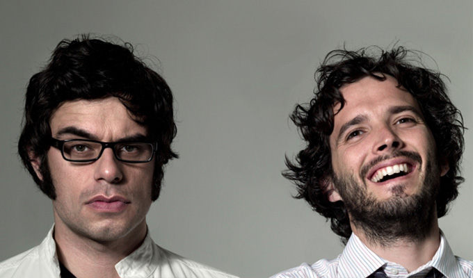 Flight Of The Conchords set to film HBO special | ...maybe on their 2018 UK tour?